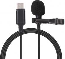 Microfono de Solapa Tipo C AAM062