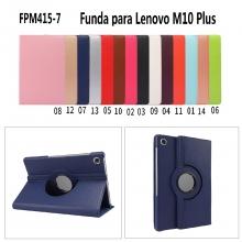 Funda Giratoria para Lenovo M10 Plus FPM415