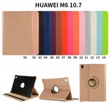 Funda Polipiel Giratoria para Huawei M6 10.7 FPM393
