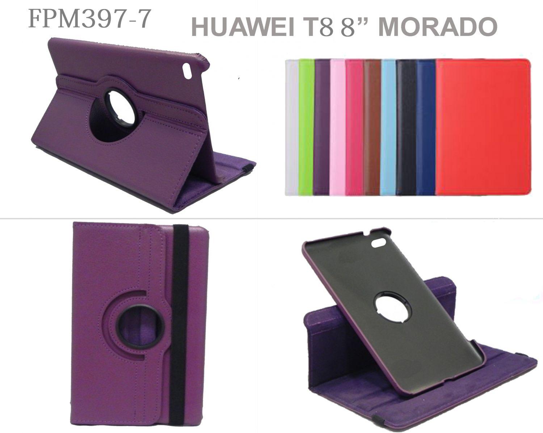 Funda Giratoria para Huawei T8 8