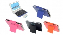 Funda Polipiel + Teclado Bluetooth Extraible para tablet 9-10.1 FPM403
