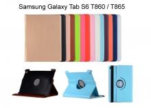 Funda Polipiel Giratoria para Samsung Tab S6 T860 / 865 FPM379