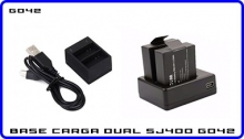 Base Carga Dual SJ4000 G042