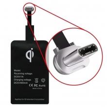 Receptor Inalambrico Base Carga Wireless Qi Tipo C WL007