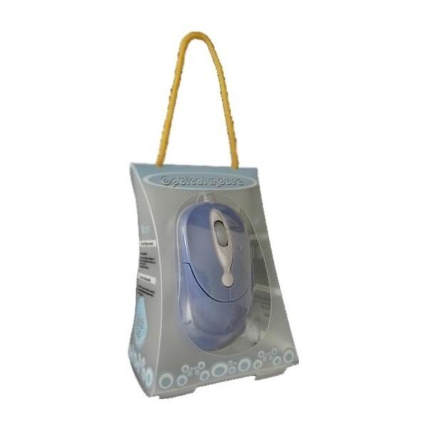 Ratón Óptico USB 5067B 1200dpi RCU002