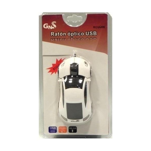 Ratón Óptico USB Car 5078 800dpi RCU006