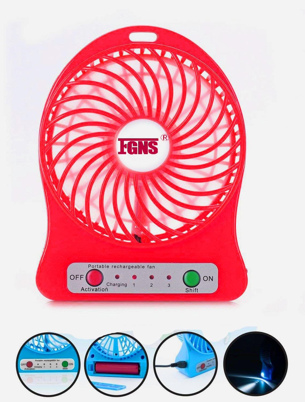 Mini Ventilador Portatil VAR040B