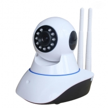 Camara IP Wifi HD 1.3Mpx Motorizada para Interior CCIP006