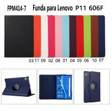 Funda Giratoria para Lenovo P11 606F FPM414