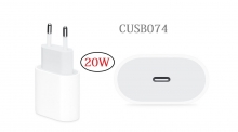 20W Poewr Adapter USB-C CUSB074