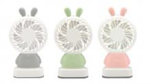 Ventilador Rabbit Con Luz VAR079