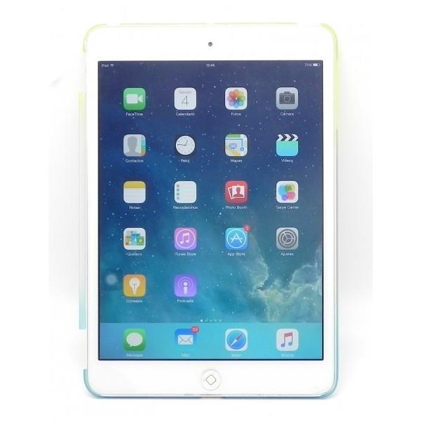 Funda Triptico Tapa y Carcasa Extraible para iPad Mini/2/3 Multicolor FPM576