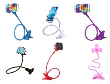Soporte Universal Flexible para Smartphone con Pinza SPD042