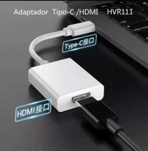 Adaptador Tipo-C/HDMI HVR111