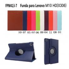 Funda Giratoria para Lenovo M10 HD(X306) FPM413