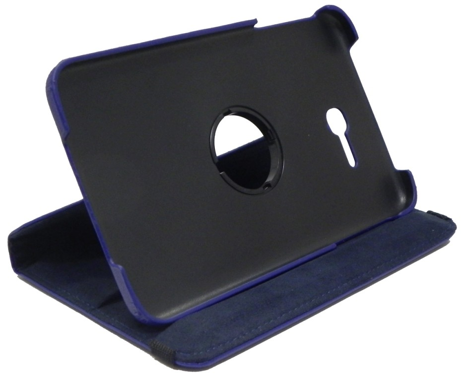 Funda Polpiel Giratoria Para Samsung T110/Galaxy Tab 3 Lite FPM330