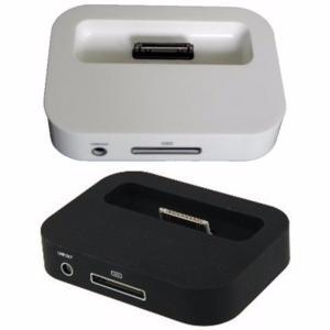 Base Dock para iPhone 3G/4G/S IPH418