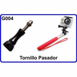 Tornillo Pasador para Cámara Deportiva G004