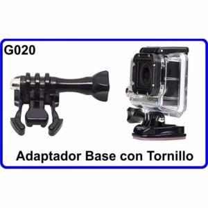 Adaptador Base+Tornillo para GoPro G020