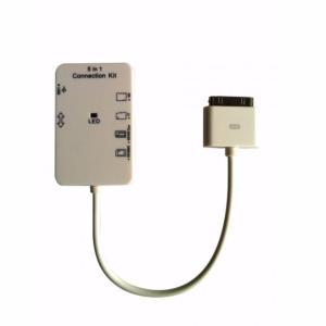 Adaptador 5en1 para iPad Lector/OTG IPH530