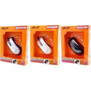 Ratón Óptico USB 6150 1000dpi RCU060