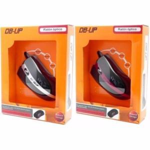 Ratón Óptico USB M7 1000dpi RCU063
