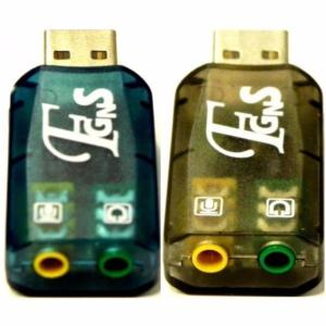 Tarjeta de Sonido USB 5.1 VAR019